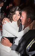 BELLA FREUD; JEREMY CLARKSON, The Hoping Foundation  'Rock On' benefit evening for Palestinian refugee children.  Cafe de Paris, Leicester Sq. London. 20 June 2013