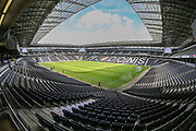 Stadium MK, home of MK Dons during the EFL Sky Bet League 2 match between Milton Keynes Dons and Forest Green Rovers at stadium:mk, Milton Keynes, England on 15 September 2018.