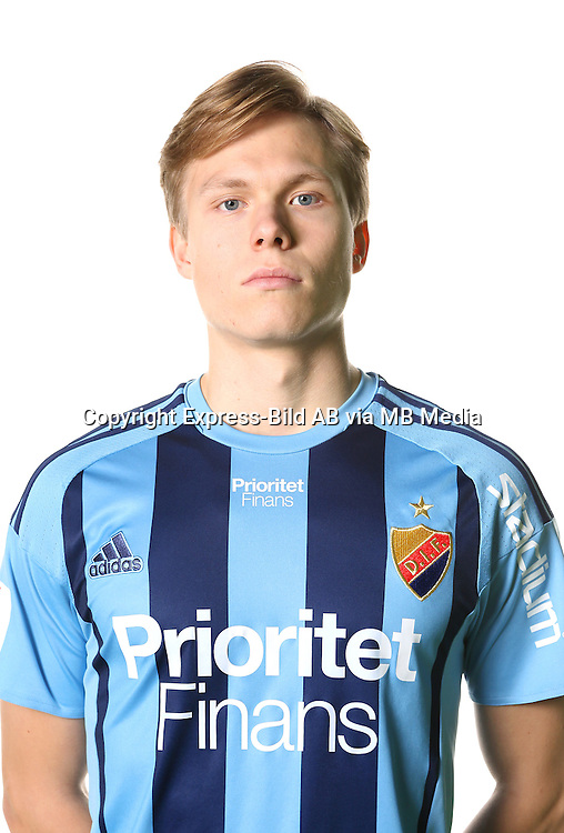 Jonathan Augustinsson<br /> Halvfigur<br /> @Leverans<br /> Allsvenskan 2016<br /> Fotboll