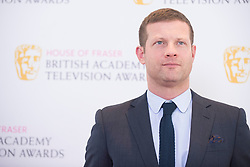 Dermot O'Leary attends House of Fraser British Academy Television Awards Nominations Announcement at the Princess Anne Theatre in London. EXPA Pictures © 2016, PhotoCredit: EXPA/ Photoshot/ Euan Cherry<br /> <br /> *****ATTENTION - for AUT, SLO, CRO, SRB, BIH, MAZ, SUI only*****