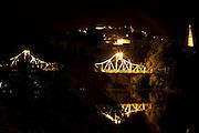 Cataguases_MG, Brasil...Ponte sobre o Rio Pomba em Cataguases, Minas Gerais...A bridge over Pomba River in Cataguases, Minas Gerais...Foto: LEO DRUMOND / NITRO