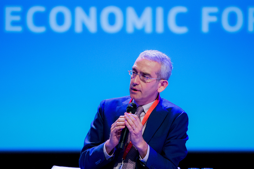 Brussels, Belgium, 9 June 2016<br /> Brussels Economic Forum 2016.<br /> Federico Fubini, Corriere Della Sera.<br /> The Brussels Economic Forum (BEF) is the flagship annual economic event of the European Commission.<br /> The BEF brings together top European and international policymakers and opinion leaders as well as civil society and business leaders. It is the place to take stock of economic developments, identify key challenges and debate policy priorities.<br /> Photo: European Commission / Ezequiel Scagnetti