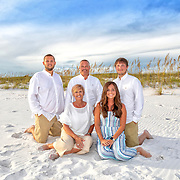 Cavaness Family Beach Photos