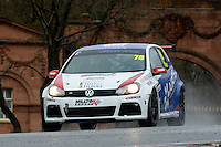 #78 Richard O'DWYER VW Golf during Maximumgroup.net VAG Trophy Qualifying as part of the Easter Family Fun Day - Oulton Park Fosters at Oulton Park, Little Budworth, Cheshire, United Kingdom. March 28 2016. World Copyright Peter Taylor/PSP. Copy of publication required for printed pictures.  Every used picture is fee-liable. http://archive.petertaylor-photographic.co.uk