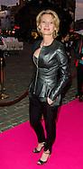 Astrid Whettnall sur le tapis rouge  lors de la soirée de remise des bayards lors de la  29eme édition du Festival du Film Francophone, Namur le 03 octobre 2014 Belgique