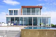 Modern Home, Dune Rd, Bridgehampton, NY