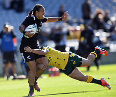 Auckland-Rugby, New Zealand v Australia, women