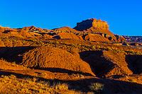 Molly's Castle, Goblin Valley State Park, near Hanksville, Utah, USA