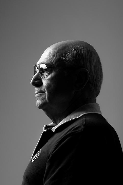George M. Gogola<br /> Marine Corps<br /> O-2<br /> TMO<br /> 1968 - 1971<br /> Vietnam<br /> <br /> Veterans Portrait Project<br /> Chicago, IL