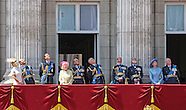 Royals Attend 75th Battle Of Britain Anniversary