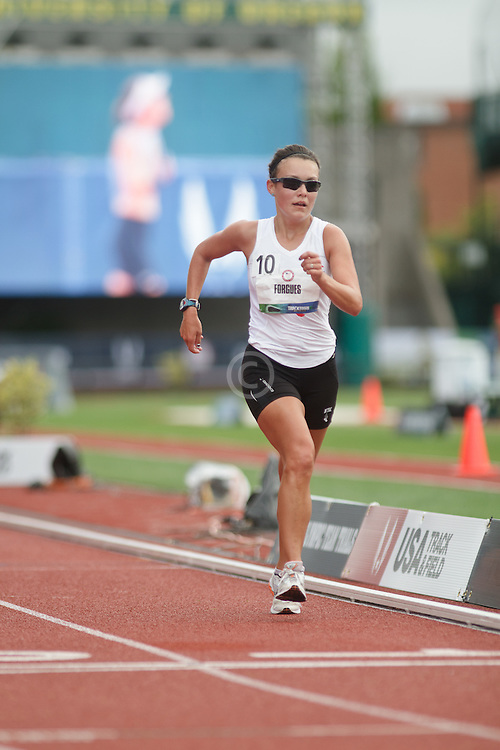 2012 USA Track & Field Olympic Trials: