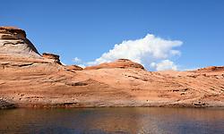 Sandstone, Lake Powell, Utah - Arizona, USA