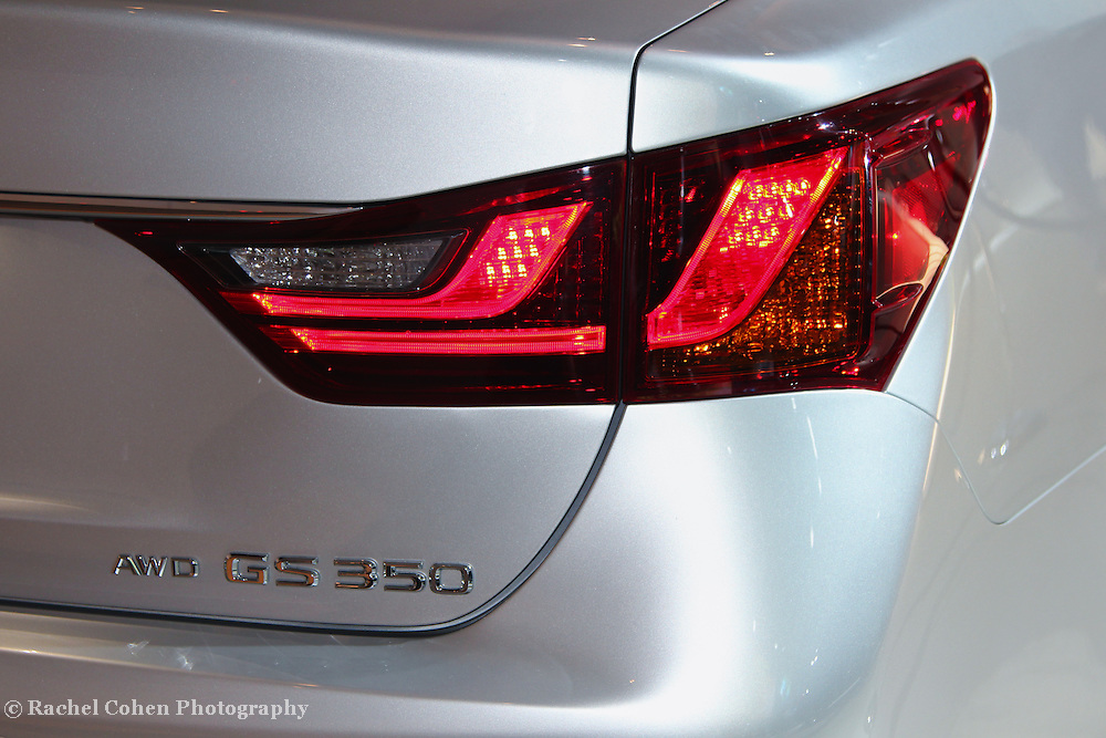 &quot;Lexus GS 350&quot;<br /> <br /> The back right detail of the new 2013 Lexus GS 350. A beautiful new sport sedan from Lexus!!<br /> <br /> Cars and their Details by Rachel Cohen