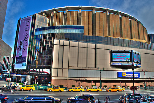 Ordinaire Madison Square Garden, New York City