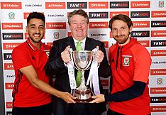 170831 Welsh Premier League Cup Draw