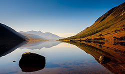 Loch Etive at the head of Glen Etive, Highlands of Scotland<br /> <br /> (c) Andrew Wilson | Edinburgh Elite media