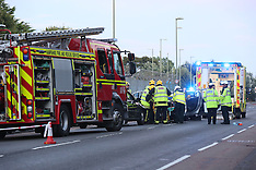 A32 Gosport Collision