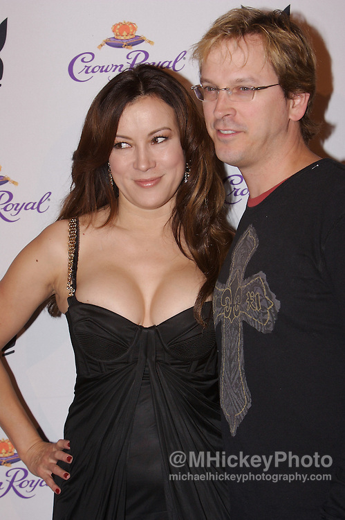 Jennifer Tilly at the Kentucky Derby Crown Royal Playboy party in Louisville, Kentucky on May 4 , 2007. Photo by Michael Hickey