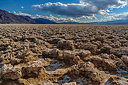 Landscape photographs Death Valley NP, CA, USA