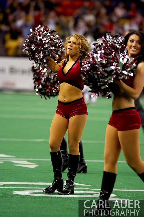 4/12/2007 - The Alaska Wild Cheerleaders.
