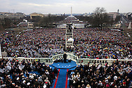 Donald Trump Inaugural address after he  takes the oath of office for the presidency of the United States on January 20,2017<br /> <br /> Photo by Dennis Brack