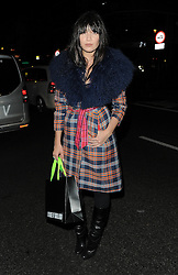 Daisy Lowe attends LFW s/s 2016: House of Holland - catwalk show during London Fashion Week. London, UK. 19/09/2015<br /> BYLINE MUST READ : GOTCHAIMAGES.COM<br />