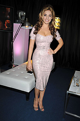 KELLY BROOK at the annual GQ Awards held at the Royal Opera House, Covent Garden, London on 8th September 2009.
