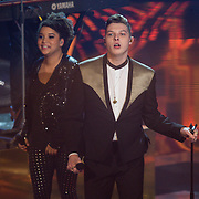 NLD/Hilversum/20131220 - Finale The Voice of Holland 2013, John Newman