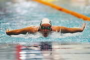 Sophia Batchelor, New Zealand Open Swimming Champs, Day 1, West Wave Aquatic Center, Waitakere, Auckland. 14 April 2015. Copyright Photo: William Booth / www.photosport.co.nz