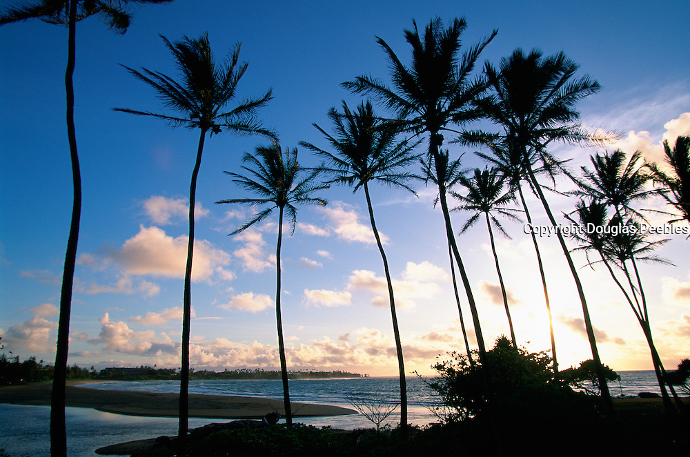 Sunrise, Wailua, Kauai, Hawaii, USA<br />
