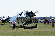One in a collection of photographs captured in summer 2011, during my annual visit to the Experimental Aircraft Association's EAA AirVenture Oshkosh.