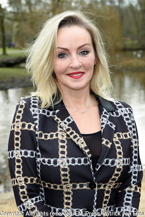 Musical Awards nominatielunch in VondelCS in het Vondelpark in Amsterdam<br /> <br /> Op de foto:  Lone van Roosendaal