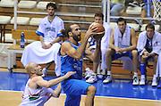 Trieste 8 Settembre 2012 Qualificazioni Europei 2013 Italia Bielorussia<br /> Foto Ciamillo<br /> Nella foto : luigi datome