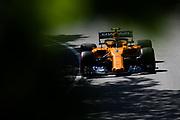 June 7-11, 2018: Canadian Grand Prix. Stoffel Vandoorne (BEL), McLaren Renault, MCL33