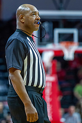 NORMAL, IL - December 18:  Antinio Petty during a college basketball game between the ISU Redbirds and the UIC Flames on December 18 2019 at Redbird Arena in Normal, IL. (Photo by Alan Look)