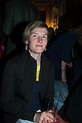 PILVY TAKALA, Andrea Dibelius of the EMDASH Foundation hosts party to celebrate the Austrian Pavilion and artist Mathias Poledna at the Venice Biennale. Palazzo Barbaro, Venice. 30 May 2013<br /> <br /> <br /> Venice. Venice Bienalle. 28 May 2013