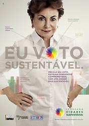 Campanha: Eu Voto Sustent&aacute;vel/ Programa Cidades Sustent&aacute;veis<br /> Luz: Gustavo Louren&ccedil;&atilde;o <br /> Ag&ecirc;ncia: DPZ