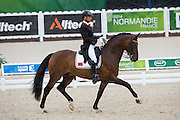 Yessin Rahmouni - Floresco NRW<br /> Alltech FEI World Equestrian Games™ 2014 - Normandy, France.<br /> © DigiShots