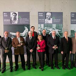 20121219: SLO, Sports - Hram sportnih junakov Slovenije