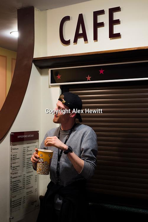 Bo'Ness Hippodrome Festival of Silent Cinema 2017<br /> <br /> picture by Alex Hewitt<br /> alex.hewitt@gmail.com<br /> 07789 871 540