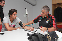 20100628: LISBON, PORTUGAL - SL Benfica starts 2010/2011 season. The players did the usual medical tests. In picture: Nuno Gomes. PHOTO: CITYFILES