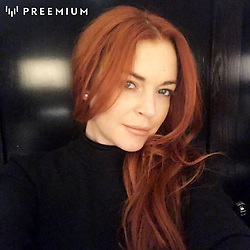 """Lindsay Lohan releases a photo on Twitter with the following caption: """"""""Come see what I'm really up to 😊😊 https://t.co/wMhKaWpSIV"""""""". Photo Credit: Twitter *** No USA Distribution *** For Editorial Use Only *** Not to be Published in Books or Photo Books ***  Please note: Fees charged by the agency are for the agency's services only, and do not, nor are they intended to, convey to the user any ownership of Copyright or License in the material. The agency does not claim any ownership including but not limited to Copyright or License in the attached material. By publishing this material you expressly agree to indemnify and to hold the agency and its directors, shareholders and employees harmless from any loss, claims, damages, demands, expenses (including legal fees), or any causes of action or allegation against the agency arising out of or connected in any way with publication of the material."""