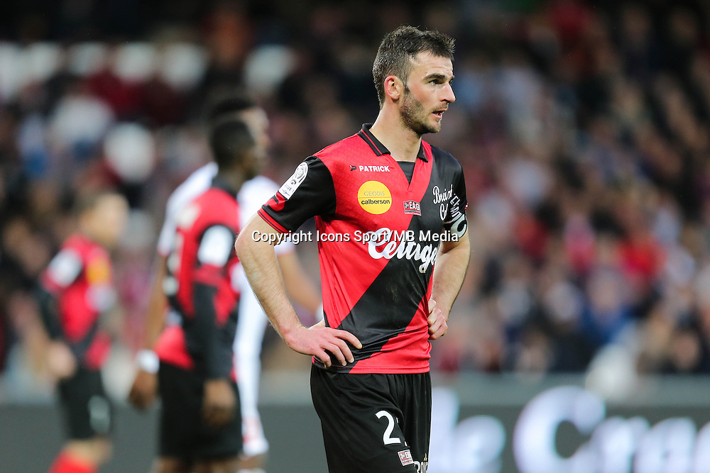 Christophe KERBRAT  - 08.03.2015 - Guingamp / Lille - 28eme journee de Ligue 1 <br /> Photo : Vincent Michel / Icon Sport