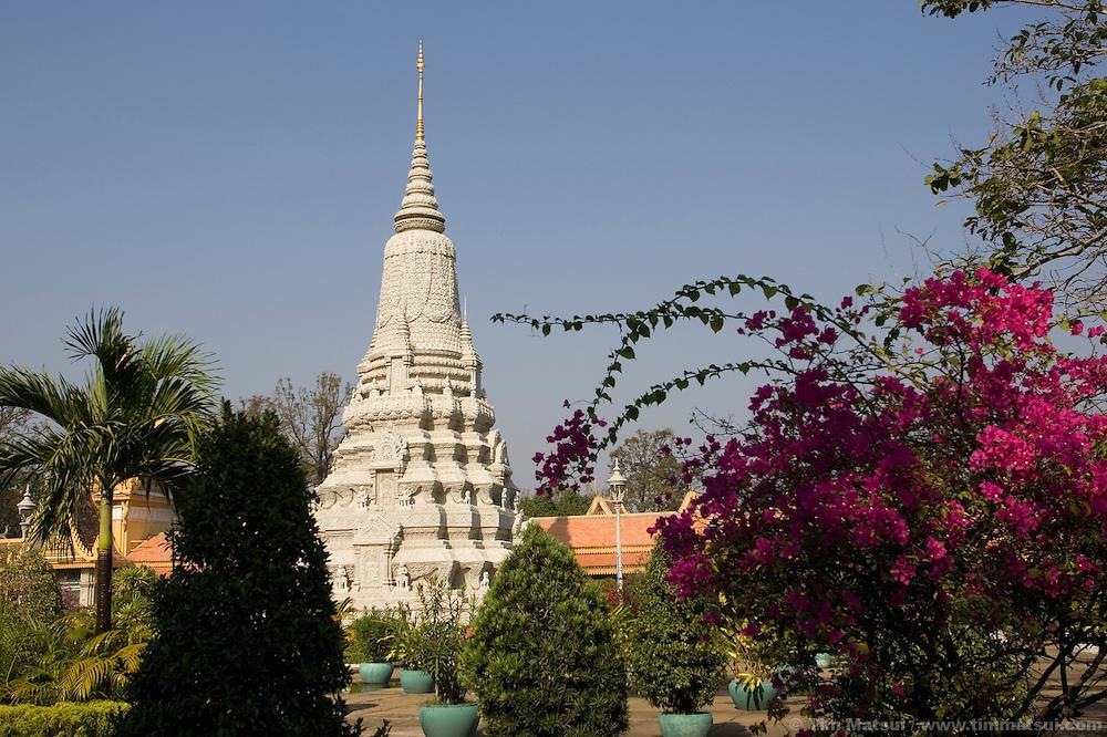 Royal Palace, Phnom Penh, Cambodia.