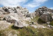 Tout Quarry, Isle of Portland, Dorset, England, UK