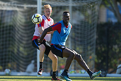 January 26, 2018 - Carson, CA, USA - Carson, CA - January 26, 2018: The USMNT trains during their annual January camp in California. (Credit Image: © John Dorton/ISIPhotos via ZUMA Wire)