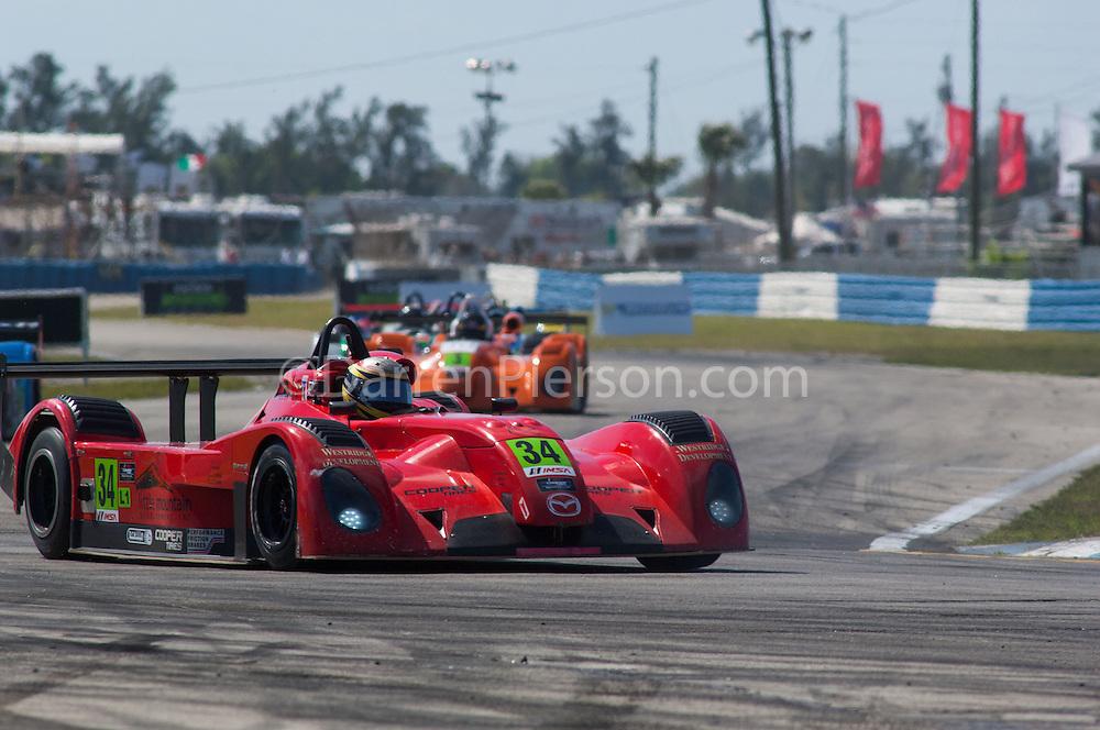 #34 Performance Tech Motorsports Elan DP-02: Jon Brownson
