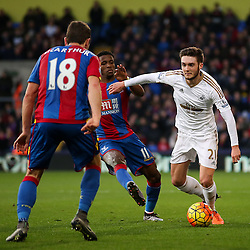 Crystal Palace v Swansea | Premier League | 28 December 2015