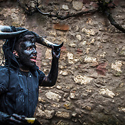 Carnival festivals are celebrated in their own way around hundreds of villages in Spain. Luzón, a small village of Guadalajara, hosts one of the least-known, and peculiar, festivals in central Spain: 'The Devils of Luzón