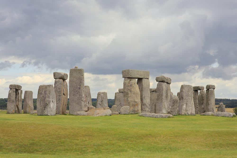 Stonehenge - Salisbury Plain, UK